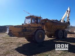 1987 (unverified) Volvo A20 Articulated Dump Truck In Corbas, Rhone ...