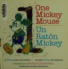Cover Of One Mickey Mouse
