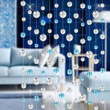 Hanging Bead Curtains Target by Curtain Buy Hanging Door Beads Curtain Crystal Glass Beads Curtains