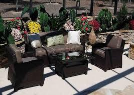 patio pergola travers 7 piece patio dining set product