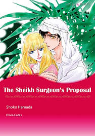 The Sheikh Surgeons Proposal Mills Boon Comics By Olivia