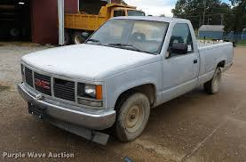 1989 GMC Sierra C1500 Pickup Truck   Item DB7020   SOLD! Oct... 1989 Gmc Sierra The Wedding Guest Kyle Lundgren His 89 Like A Rock Chevygmc Trucks 89gmctruck 1500 Regular Cab Specs Photos K3500 Truck Mount Components Plowsite Questions What Model Chevy Truck Body Parts Will Used Pickup Parts Cars Midway U Pull For Sale Classiccarscom Cc1100978 Sierra 7000 Lakeland Fl 5002642361 Chevy 1 Ton 4x4 Dually V3500