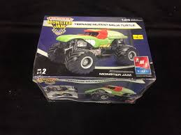 AMT ERTL TEENAGE MUTANT NINJA TURTLE MONSTER JAM 1;25 MODEL KIT (IN BOX) Nikko 9046 Rc Teenage Mutant Ninja Turtle Vaporoozer Electronic Hot Wheels Monster Jam Turtles Racing Champions Street Diecast 164 Scale Teenage Mutant Ninja Turtles 2 Dump Truck Party Wagon Revealed Translite For Translites Cabinet Amazoncom Power Kawasaki Kfx Bck86 Flickr Tmnt Model Kit Amt