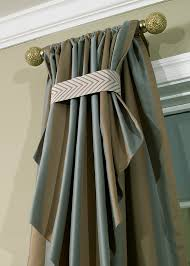 Primitive Living Room Curtains by Traditional Living Room Mixes Old With New Drapery Panels