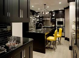 White Black Kitchen Design Ideas by 20 Black Kitchens That Will Change Your Mind About Using Dark Colors