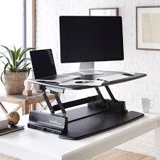shop standing desk products varidesk sit to stand desks