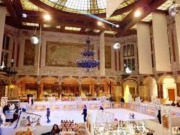 chambre de commerce de lille une patinoire à la cci