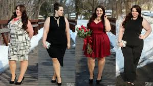 17 cute valentine u0027s day for plus size women 2017