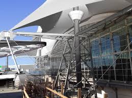 Denver International Airport Murals Youtube by Denver U0027s Airport Expansion Primes A Push Toward Bim For Facility
