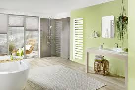 badezimmer grüne wandfarbe heizkörper heizung weiß