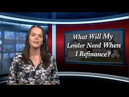 Refinancing center online