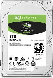 Seagate BarraCuda ST3000LM024 3TB - SATA (Serial-ATA) Harddisk ...