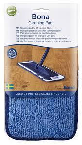 Bona Floor Refresher Or Polish by Bona Microfiber Applicator Pad Bona Natural Flooring U0026 Tiles Ltd