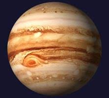 Jupiter Is The Largest Planet In Our Solar System Having A Mass More Than Twice That Of All Other Planets Together Rotates Around Its Axis Faster
