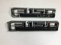 New 2015-2017 Ford F150 Lariat Fender Emblem Nameplates Right Left ... How To Make A Ford Belt Buckle 7 Steps 2018 New 2004 2014 F 150 Usa Flag Front Grille Or Rear Tailgate F1blemordf2tailgatecameraf350 Vintage Truck Hood Emblem 1960 1966 Badge F100 Hotrod Ebay Mustang Blue Chrome 408 Stroker 4 Engine Size 52017 F150 Platinum 5 Inch Oem New 19982011 Crown Victoria Trunk Lid Oval Grletailgate Billet Gloss Black Tow Hook 2 Hitch Cover Red Led Light Up