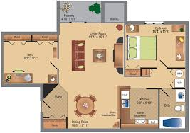 Apartments For Rent One Bedroom by One Bedroom Apartments In Yorkshire Apartment Homes