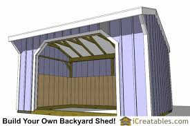 10x14 Garden Shed Plans by 28 10x14 Barn Shed Plans Horse Run In Shed Kits Horse