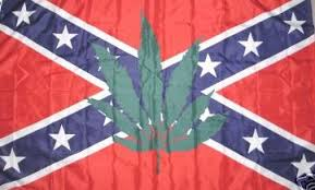 confederate battle flag or rebel flags