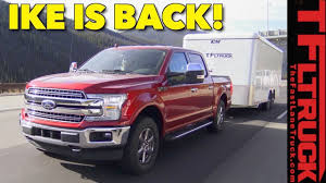 100 Fast Ford Trucks 2018 F150 Takes On The Worlds Toughest Towing Test YouTube
