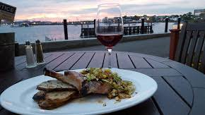 Hyatt Harborside Grill And Patio by Harborside Grill And Patio Boston Restaurant Review Zagat