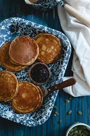 Easy Pumpkin Pancake Recipe by Pumpkin Protein Pancakes