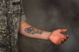 Us Air Force Awards And Decorations Afi by Air Force To Review Its Tattoo Policy