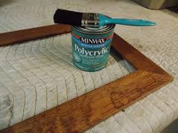 Applying Water Based Polyurethane To Hardwood Floors by A Few Colorful Frames Minwax Blog