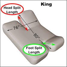 Split King Adjustable Bed Sheets by King Adjustable Split Head And Foot Sheet Set 200 Thread Count