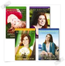 The Katie Weldon Series By Robin Jones Gunn 1Peculiar Treasures 2On A Whim 3Coming Attractions 4Finally Forever