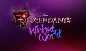 Top 15 Descendants Wicked World Coloring Pages