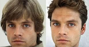 Captain America Star Bears Eerie Resemblance To Luke Skywalker