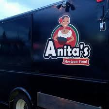 Anita's Mexican Food Truck Seattle - Seattle Food Trucks - Roaming ...