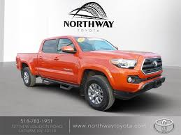 Used 2017 Toyota Tacoma For Sale | Latham NY | 3TMDZ5BN5HM033100 Bay Springs Used Toyota Tacoma Vehicles For Sale Popular With Young Consumers And Offroad Adventurers 2008 Toyota Tacoma Double Cab Prunner At I Auto Partners 2017 Trd Off Road Double Cab 5 Bed V6 4x4 Marlinton Parts 2006 Sr5 27l 4x2 Subway Truck Inc 2016 For In Weminster Md Vin 2011 Daphne Al Tacomas Less Than 1000 Dollars Autocom Limited 4wd Automatic 2018 Sr Tampa Fl Stock Jx107421 2015 Prunner Sr5 Sale Ami