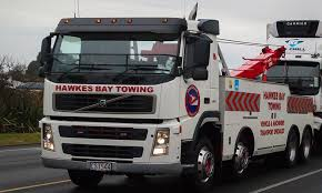 Tow Truck Ride & Car Demolition - Hawkes Bay Towing, Car Towing ...