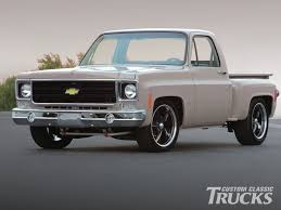 100 Stepside Trucks 1977 Chevrolet Hot Rod Network