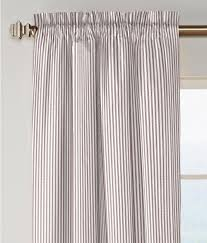 Dotted Swiss Kitchen Curtains by Ticking Stripes Rod Pocket Curtains Country Curtains