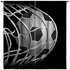 Soccer Themed Bedroom Photography by Soccer Themed Curtains Sports Bedroom Curtain Kids Bathroom