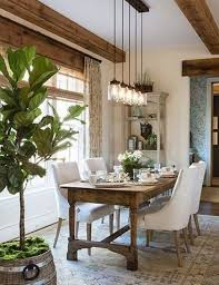 If The Rectangular Dining Table Is Most Popular Option Round And Oval Tables Are Favourites In Small Room Category