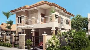 100 Best House Designs Images 50 Two Storey Design Ideas With Beautiful Terrace