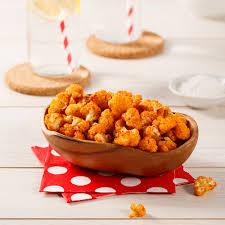 cuisine chou popcorn de chou fleur recettes cuisine et nutrition pratico