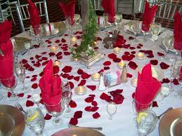 Wedding Decoration Indian Table Decorations Reception In India