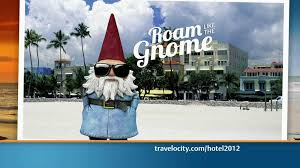 Travelocity TV Commercial Roam Like The Gnome