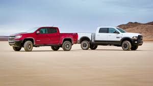 Chevy Colorado ZR2 Vs Dodge Ram Powerwagon - Head 2 Head Preview Ep ...