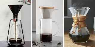 17 Contemporary Coffee Maker Designs That Youll Want To Show Off