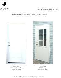 this is mobile home door – howevilis