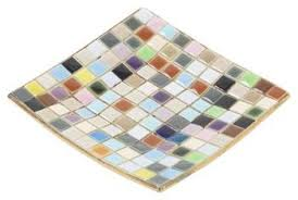 how to install mosaic tile sheets home guides sf gate