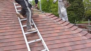 re roofing my your house measuring and laying bonnet tiles www