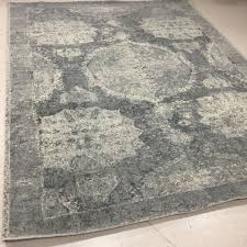Pottery Barn Wool Rugs ~ Instarugs.us Pottery Barn Desa Rug Reviews Designs Blue Au Malika The Rug Has Arrived And Is On Place 8x10 From Bordered Wool Indigo Helenes Board Pinterest Rugs Gabrielle Aubrey