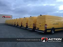 12 Of 95 Mercedes-Benz Sprinter Vans Ready To Start Installation ...