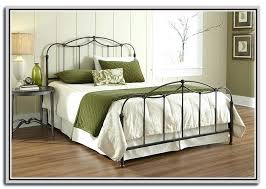 King Bed Frame Walmart by Bed Frame Walmart California King Metal Bed Frame Cal King Iron
